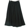 Front Row Shop Black High Waist Panel Bell Skirt