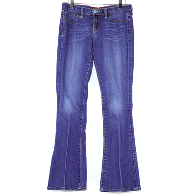 Lucky Brand Stretch Straight Jeans