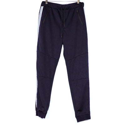 East Point Blue Stripe Joggers