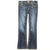 Express Be Rock Forever Barley Boot Cut Jeans