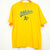 MBL Oakland Athletics Yellow Crewneck