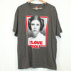 Disney Star Wars Princess Leia Graphic Tee