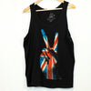 Heavy Weight Champs London Peace Graphic Tank Top
