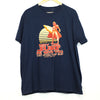 Quietstorm Navy 'May The Surf Be With You' Graphic T-shirt