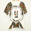 Disney White Many Shades Of Mickey Graphics T-shirt