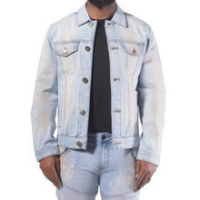 Load image into Gallery viewer, MEN'S JEAN JACKET - RIOT CONTROL JACKET