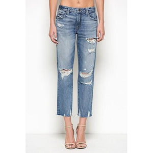 Bailey Slim Boyfriend Jean - New2You Lx