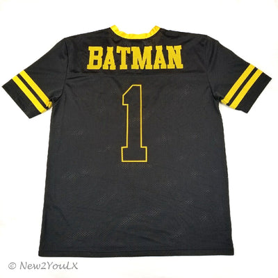 Batman Jersey (Black)