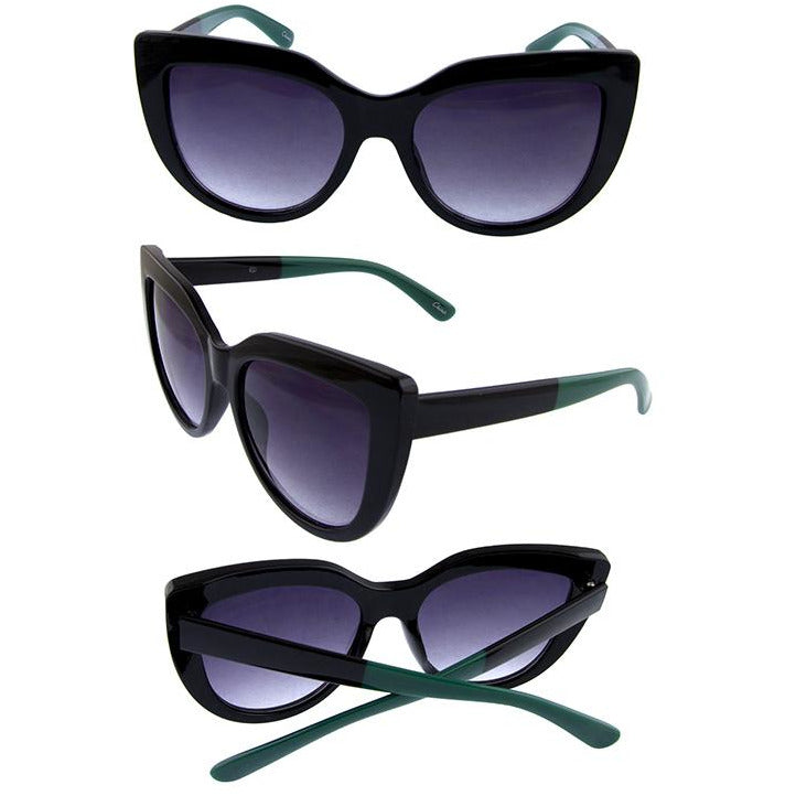 Women's High Pointed Pointed Cat Eye Sunglasses (New 2 You Lx) - New2Youlx