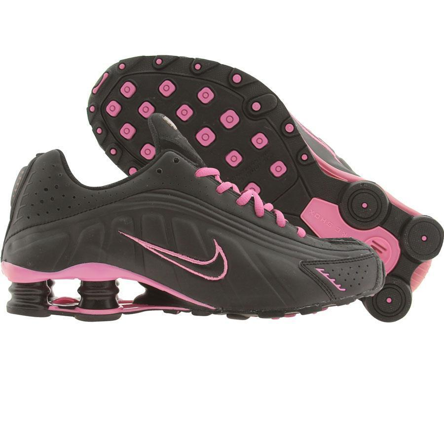 Nike Shox R4 Cl Black/Cotton Candy - New2Youlx