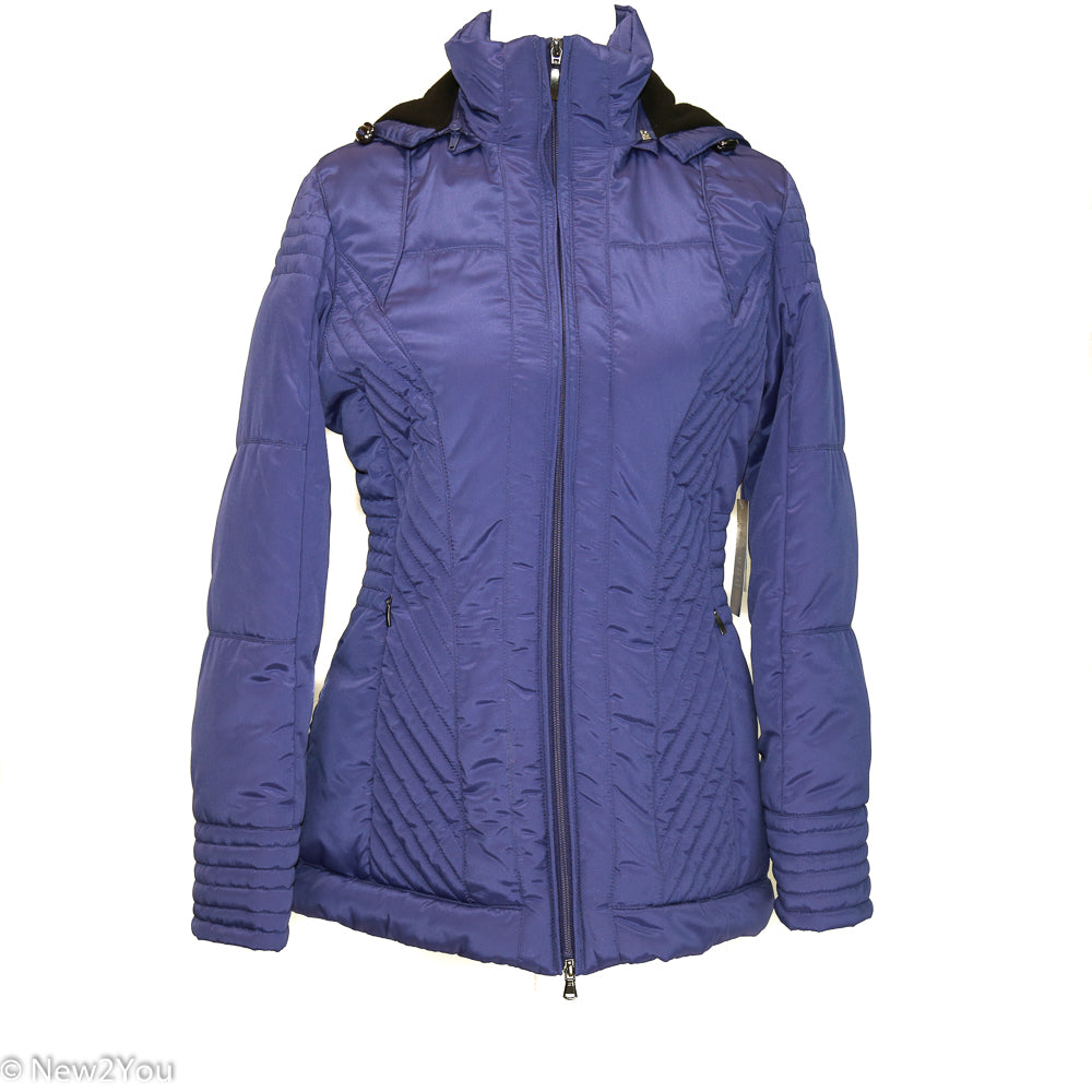 Purple Snow Jacket for her