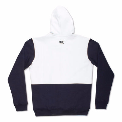 Standard Issue White Zip Up Hoodie