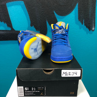 Air Jordan 5 Retro GS 'Laney'