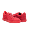 Red Suede Ice Sneakers (Puma)