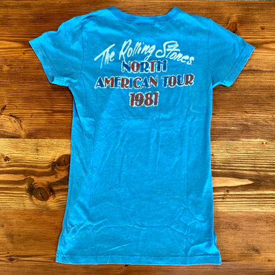 Vintage 'Junk Food' - Rolling Stones North American Tour 1981* Graphic Tee