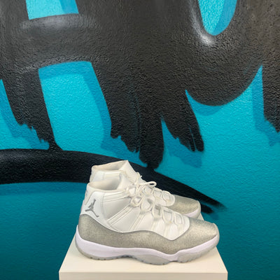 Wmns Air Jordan 11 Retro 'Vast Grey'