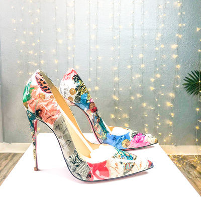 Christian Louboutin So Kate Trash New2You LX New2Youlx
