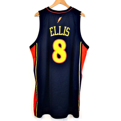 Adidas Vintage NBA Warriors Eliis 8 Jersey