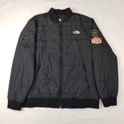 North Face Tahoe Expedition Bomber Puffer