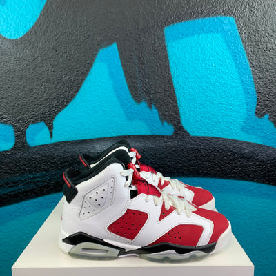 Air Jordan 6 Retro BG 'Carmine'