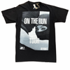 Jay Z and Beyoncé On The Run Tour T-shirt
