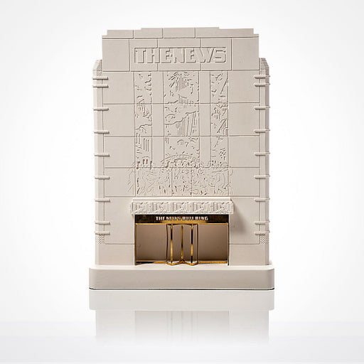 news building model