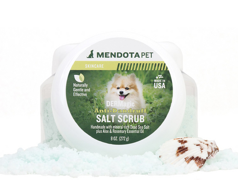 DERMagic Anti Dandruff Dead Sea Salt Scrub