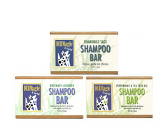 DERMagic Certified Organic Shampoo Bars - Organic Pet Shampoo Bars