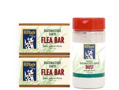 DERMagic Natural Flea Treatment Combo