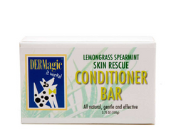 DERMagic Skin Rescue Grooming Bar for Dog Skin Allergy