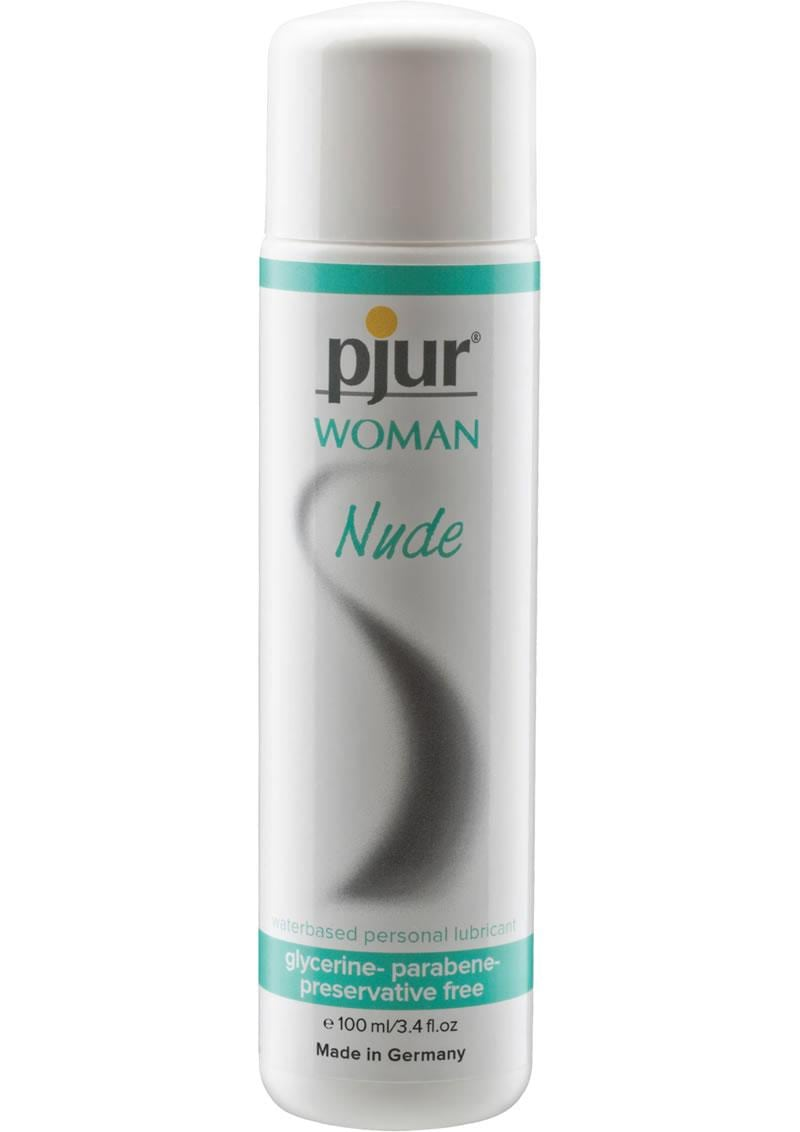 Pjur Woman Nude Waterbase Lube 3.4 Ounce