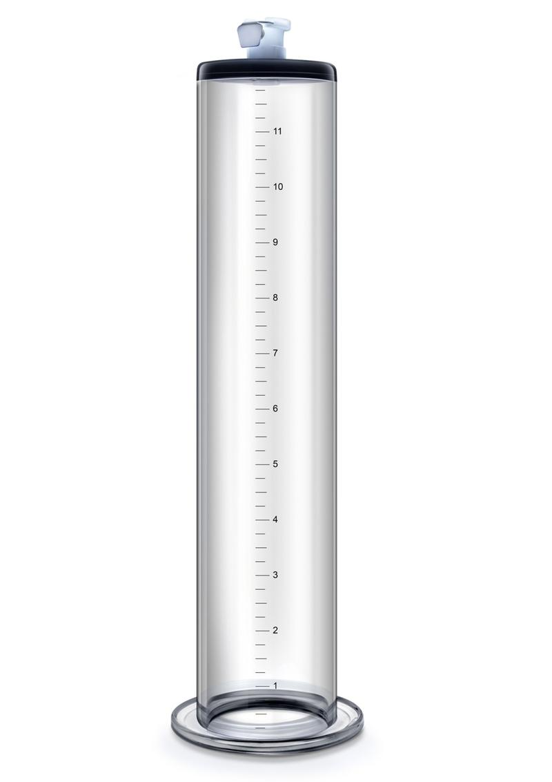 Performance Penis Pump Cylinder 12 X 2In - Clear