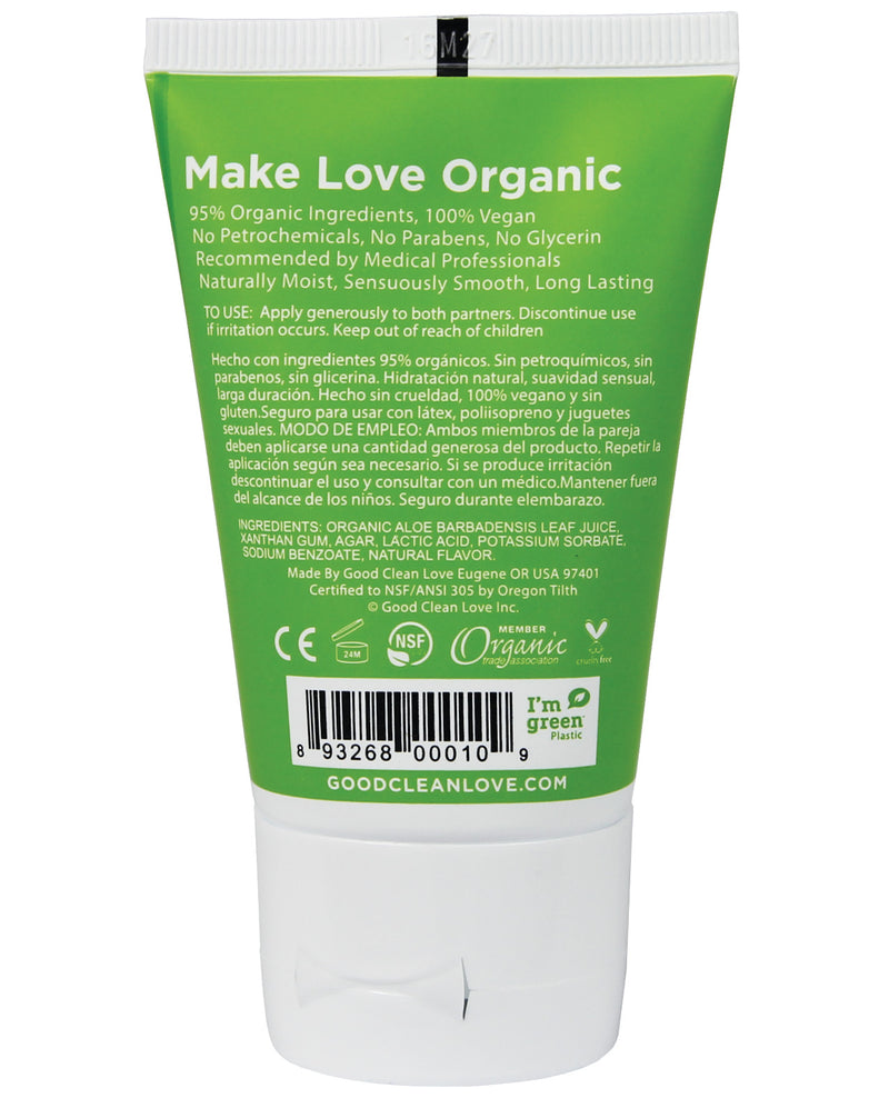 Good Clean Love Almost Naked Organic Personal Lubricant - 1.5 oz