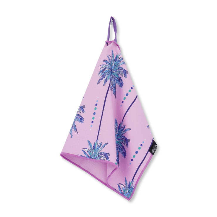 Palm Dreams Microfiber Towel