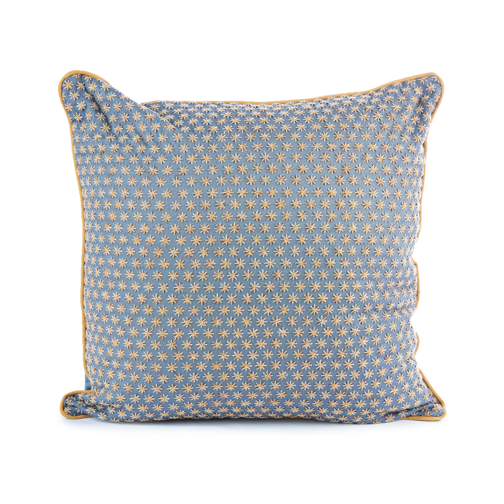 Blue-Gray AMLI Pillow Cover