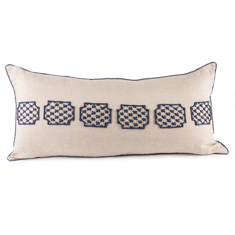 Pyar&Co. Pavetta Pillow, 14x30