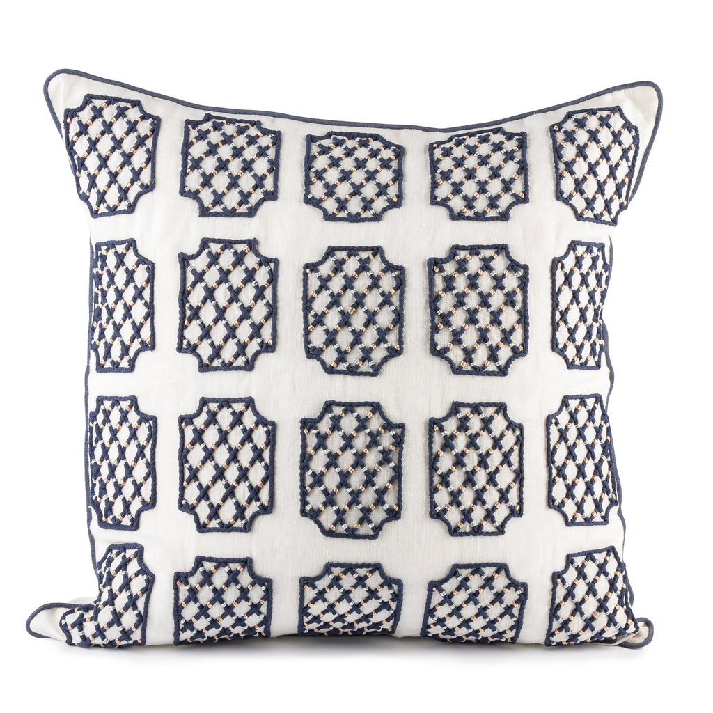 Pyar&Co. Pavetta Pillow, 20x20