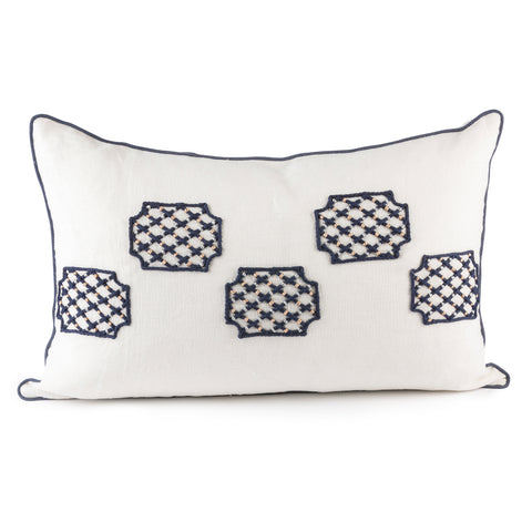 Pyar&Co. Pavetta Pillow, 14x20