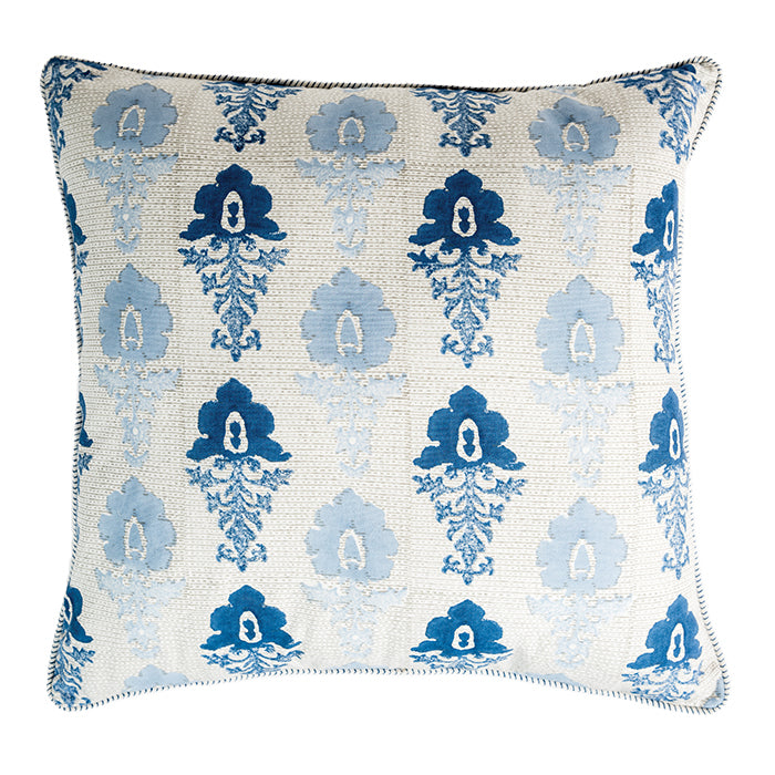 Fleur Ombre Pillow by INKA with Pyar&Co.
