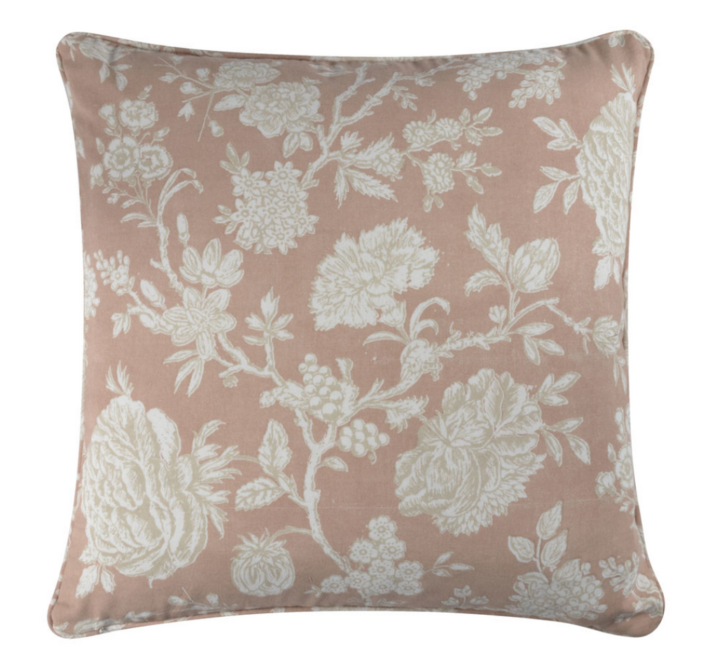 Esma Pillow Cover, Blush