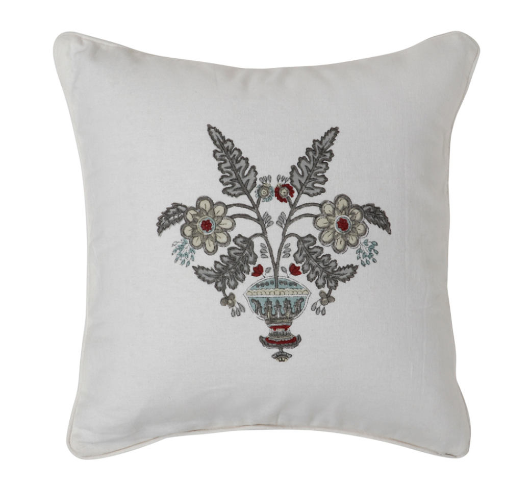 Pyar&Co. Boota Pillow Cover by INKA