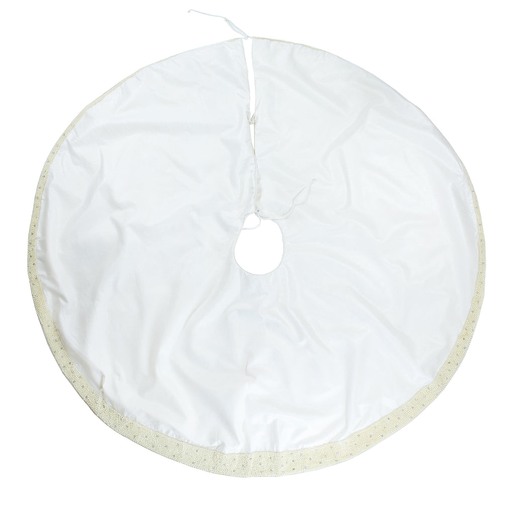 Pyar&Co. Puri Tree Skirt, White