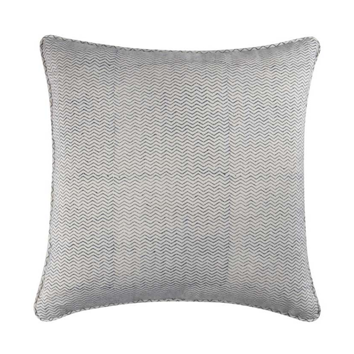 Renaissance Chevron Pillow Cover by INKA with Pyar&Co.