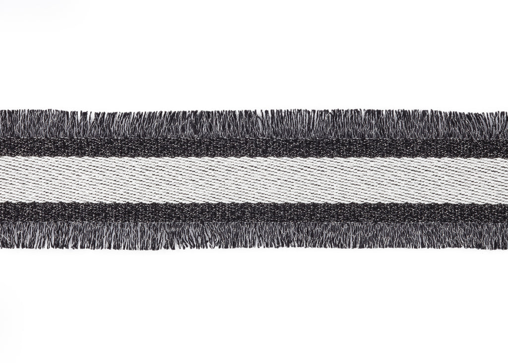 Copy of Pyar&Co. Eyelash Trim, Black & Silver