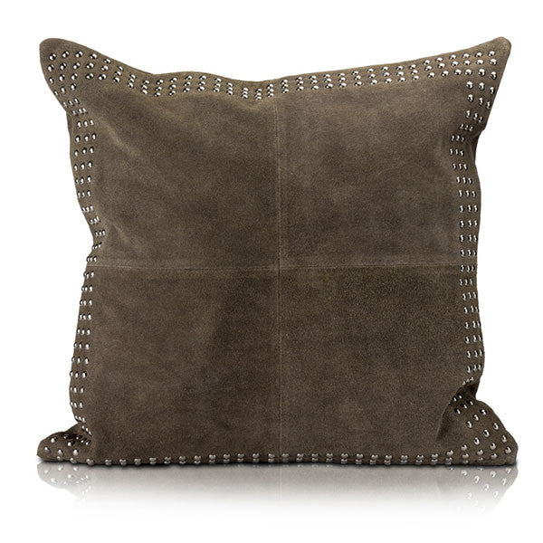 DOHNI, Suede Pillow