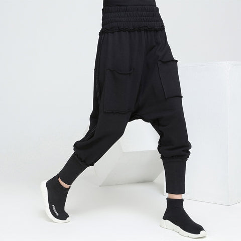 New Loose Pencil Harem Trousers
