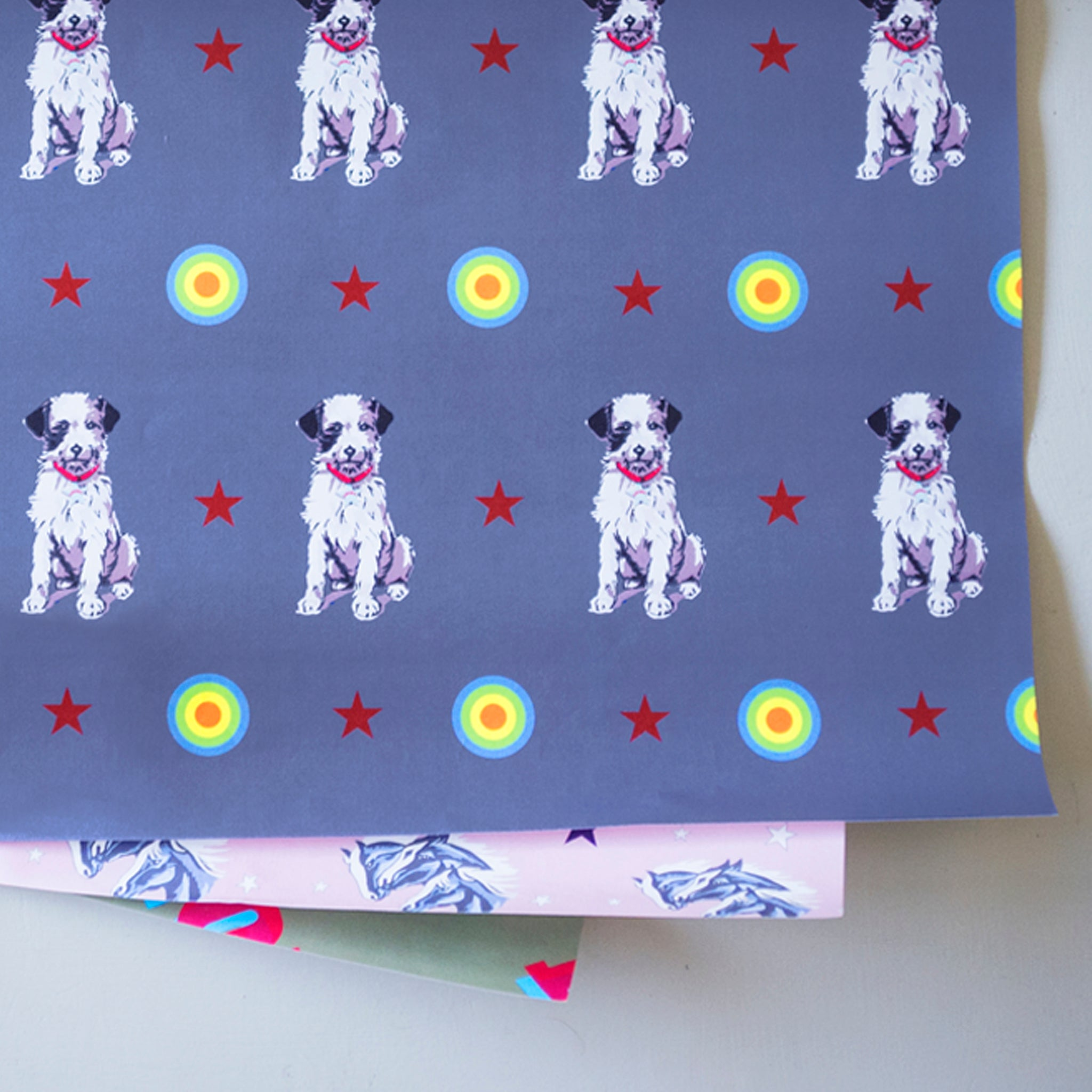 MIXED WRAP - 6 SHEETS OR 12 SHEETS - Dandy Star