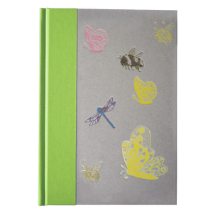 INSECTS NOTE/SKETCH BOOK - Dandy Star