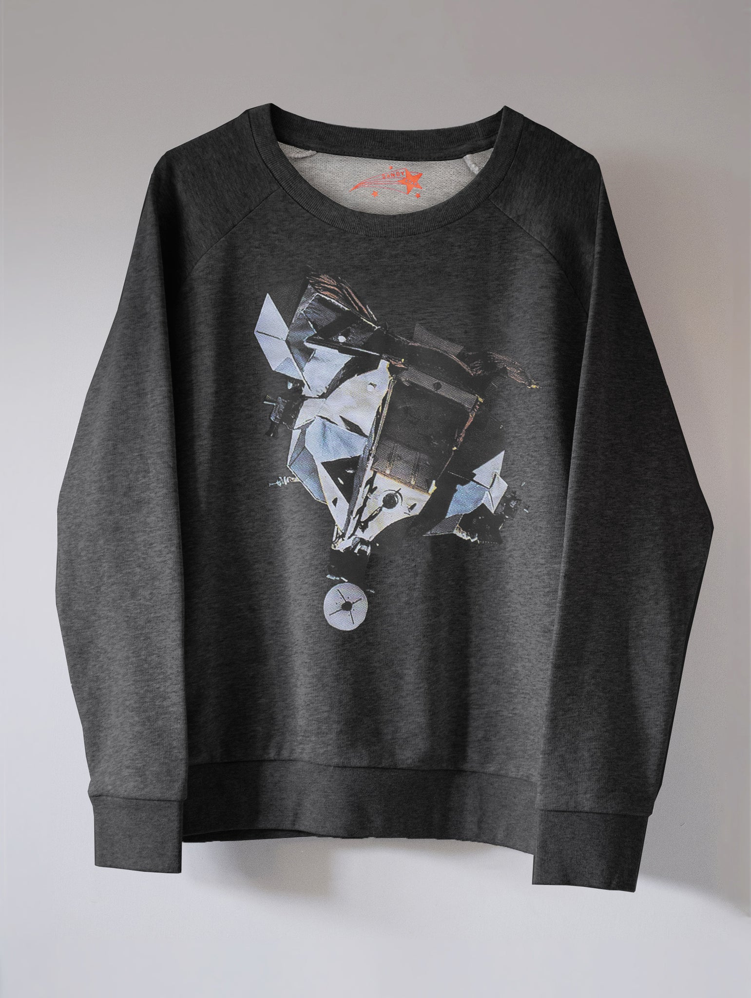 SPACE COMMAND SWEATSHIRT
