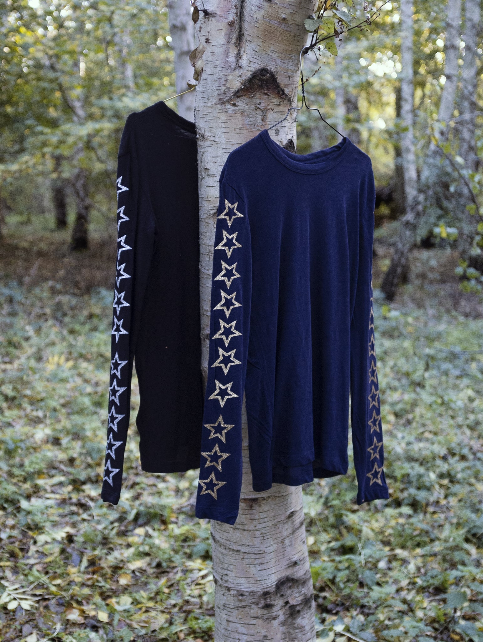 BLUE ALT STAR T / LONG SLEEVE